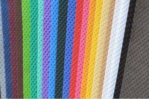 پارچه یکبار مصرف بیمارستانی رنگی